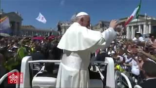 Download Papa Francesco, Angelus 12 agosto 2018 Video