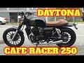 Download NEW DAYTONA 250 CAFE RACER | TEST RIDE Video