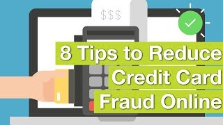 Download 8 Tips to Prevent Credit Card Fraud Online Video