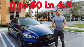 Download Here's Why the Infiniti Q50 Redsport is AMAZING! Video