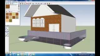 Download การสร้างบ้าน sketchup #ขิมเรียม Video