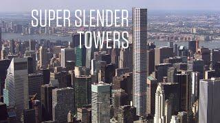 Download Engineering Super Slender Towers Video