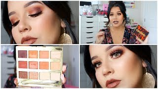 Download TARTELETTE TOASTED PALETTE | Go-To Fall Makeup Look! Video