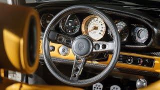Download Singer and Williams create bespoke lightweight 'DLS' Porsche 911 | Autotrend Video