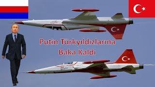 Download Putin Türkyıldızlarına Baka Kaldı. Video