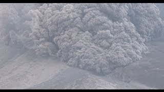 Download Terrifying Pyroclastic Flows Sinabung Volcano Eruption in 4K Ultra HD Video
