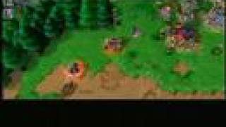 Download WarCraft 3 Excellent Micro Video
