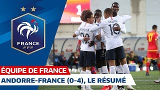 Download Andorre France (0-4), le résumé - Équipe de France I FFF 2019 Video
