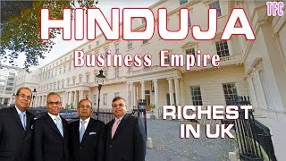 Download Hinduja Family Business Empire (Richest in UK) | How big is Hinduja Group? Video