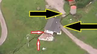 Download FAULT THROW FOOTAGE İN NEW ZEALAND EARTHQUAKE 2016 Video