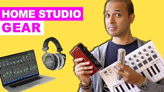 Download How to build a home studio - What do you need? Video