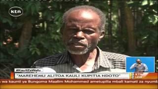Download Maiti yazungumza na mkaaji wa Kaunti ya Bungoma Video