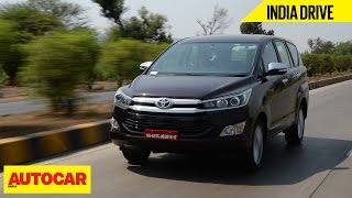 Download Toyota Innova Crysta | India Drive | Autocar India Video