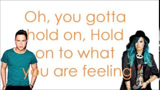 Download Up - Olly Murs ft. Demi Lovato - Lyrics Video