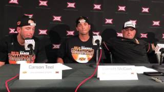 Download Cowboys complete improbable run, win Big 12 Championship Video