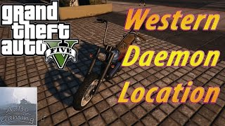 Download Western Deamon location GTA story mode Video