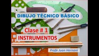Download Instrumentos -Dibujo Técnico Básico - Clase 1 Video
