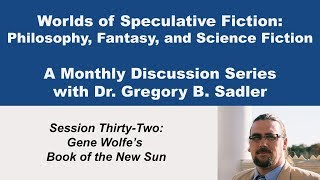 Download Gene Wolfe's Book of the New Sun | Worlds of Speculative Fiction (lecture 32) Video