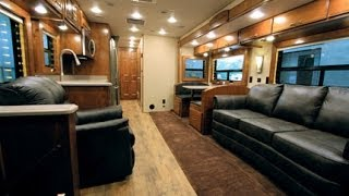Download Interior Tour Of Renegade Explorer Bunk Model from IWS Motor Coaches Video