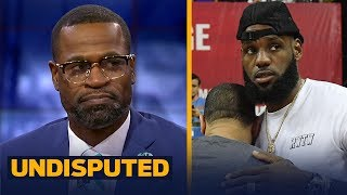 Download Stephen Jackson reacts to the Lakers over/under being set at 48.5 wins | NBA | UNDISPUTED Video