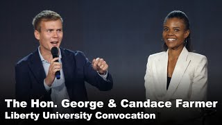 Download The Honorable George & Candace Farmer- Liberty University Convocation Video