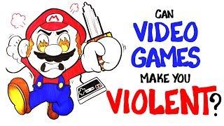 Download Do Video Games Make You Violent? Video