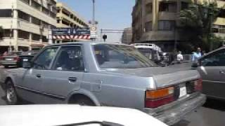 Download Driving in Cairo, Egypt. OMG! Video