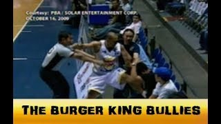 Download When Smart Gilas 1.0 Got Bullied By Coach Yeng's Burger King | Oct. 16, 2009 Video