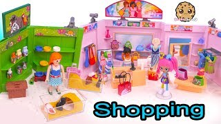 Download Pet Shop, Sport Store and Clothing Shopping Center with Blind Bags + Shoppies Video