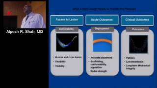 Download Coronary Stent Design: The Backbone of Interventional Cardiology (Alpesh R. Shah) May 19, 2016 Video