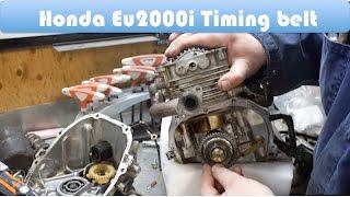 Download Timing Belt DIY Honda Eu2000i Generator Video