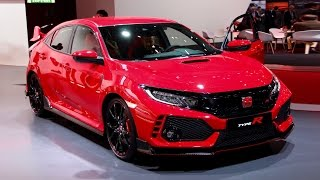 Download 2018 Honda Civic Type R First Look - 2017 Geneva Motor Show Video