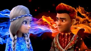 Download The Snow Queen 3: Fire and Ice - Невыносимая Герда и Роллан Video