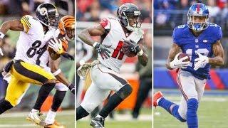 Download Fantasy Football 2016 Draft Rankings: Wide Receivers Video