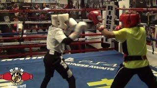 Download SPAR WARS!! BEST SPARRING! ROBERT MAYWEATHER VS PHILLIP VELLA (NATIONAL CHAMPS) Video