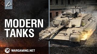 Download Developer Diaries. Modern tanks Video