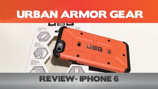 Download Urban Armor Gear Review for the iPhone 6 - This is one of the best iPhone cases out there Video