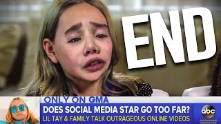Download LIL TAY IS OVER Video