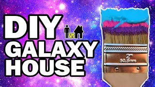 Download We Painted Our House Galaxy!!! Man Vs House Ep.#6 Video