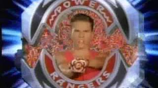 Download Mighty Morphin Power Rangers Morphing Sequences Video