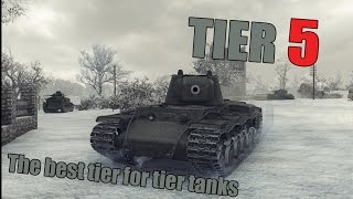 Download Tier 5 | Best tier for tier tanks in the game | World of Tanks Video