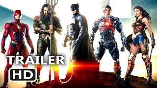 Download JUSTICE LEAGUE Official Trailer # 2 (2017) Batman, Superhero Movie HD Video