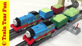 Download Glow In The Dark Edward and Thomas The Tank Engine Trackmaster Trains Video