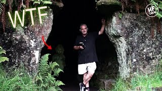 Download This HAUNTED Druid Temple was used for DEMON Worship // Haunted Finders Video