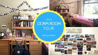 College Dorm Room Tour ♡ UCLA (Deluxe Double Gardenia) Free