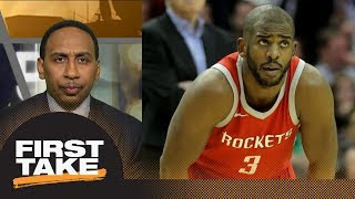 Download Stephen A. Smith: Rockets are better at 'nothing' than Warriors | First Take | ESPN Video