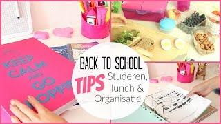 Download Back to School Tips! - Organisatie, studeren & Lunch! | Lifestyle Spot Video