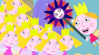 Download Ben and Holly's Little Kingdom | So Many Holly!!! | 1Hour | HD Cartoons for Kids Video