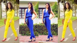 Download Moda 2015 | Enterizos de moda. Video