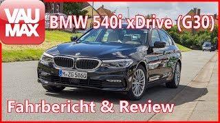 Download BMW 540i xDrive Sportline (G30) Review / VAU-MAX.tv Fahrbericht / Details / Kaufberatung Video